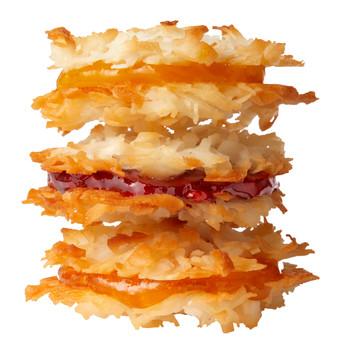macaroon sandwich cookies