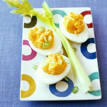 Quick Deviled Eggs