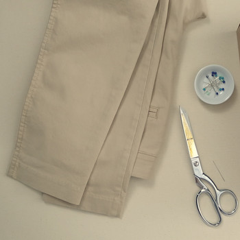 Watch: How to Fix a Pulled Hem