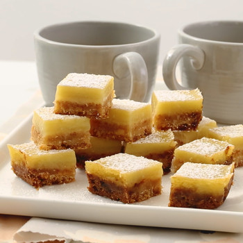 Watch: Coconut-Key Lime Squares
