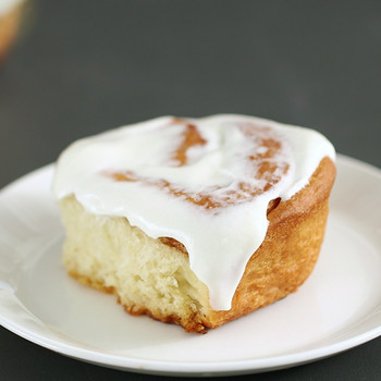 Watch: Light and Pillowy Cinnamon Rolls