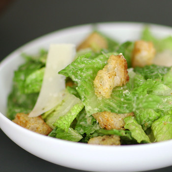 Homemade Caesar Salad Dressing Video