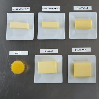 Types of Butter and How to Use Them