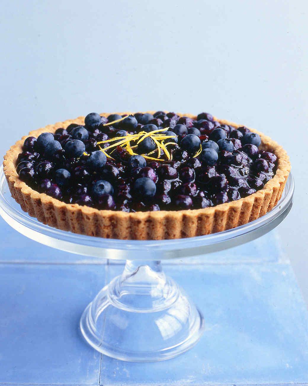 images Blueberry Tart