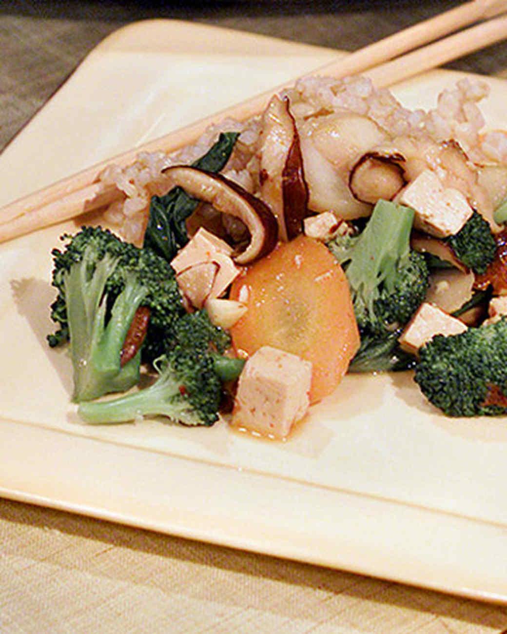 Buddha's Feast (Vegetable Stir-Fry)