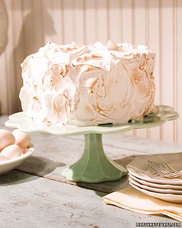 Martha Stewart Lemon Cake