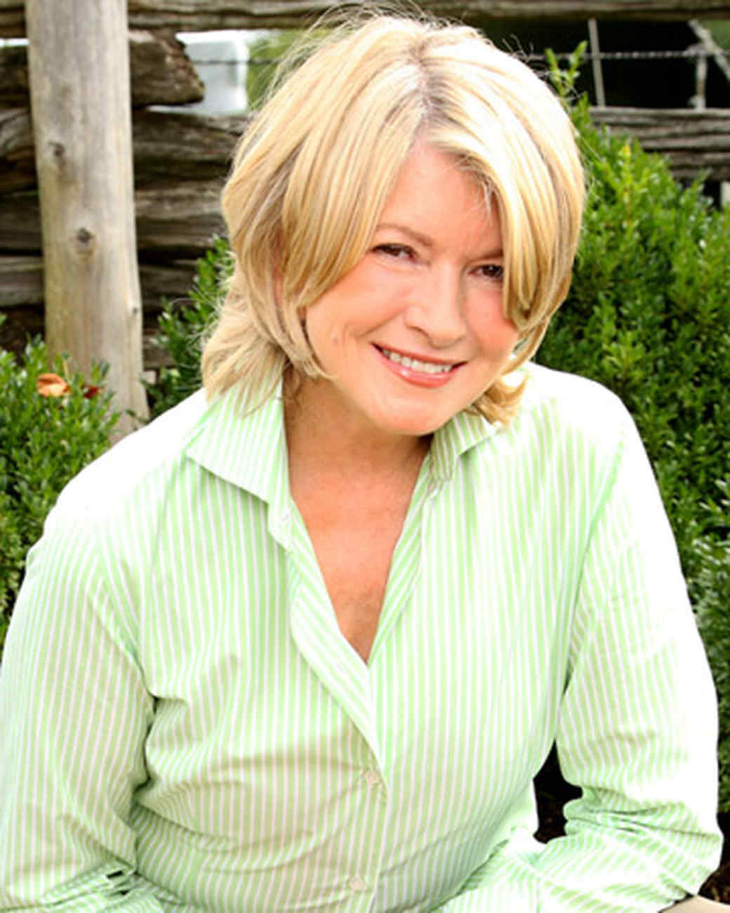 The Martha Stewart Look Book: Hairstyles | Martha Stewart