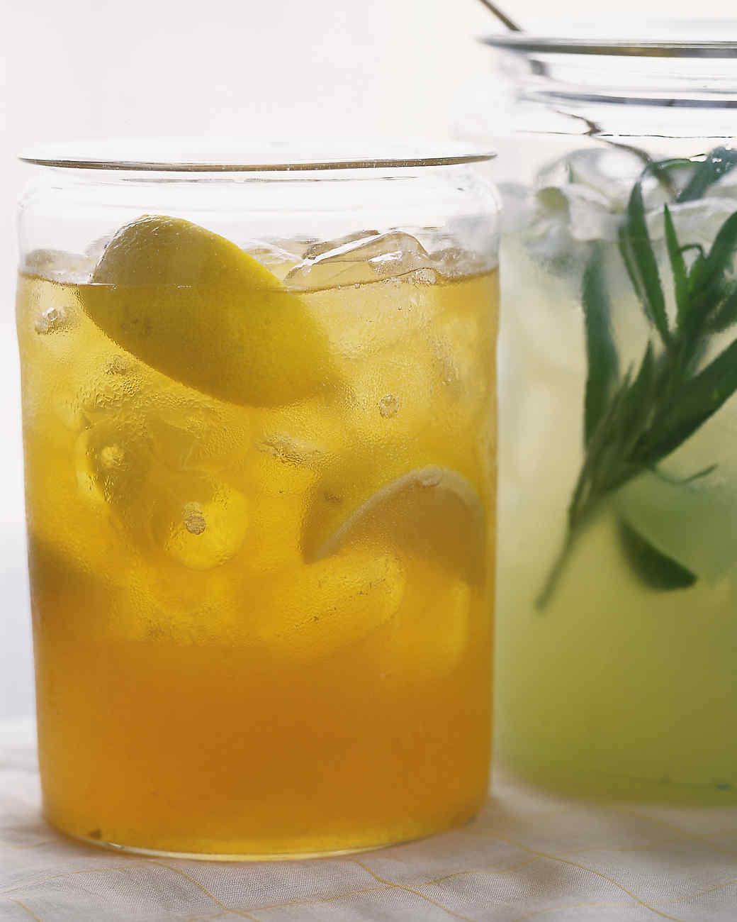 Orange Pekoe Lemonade