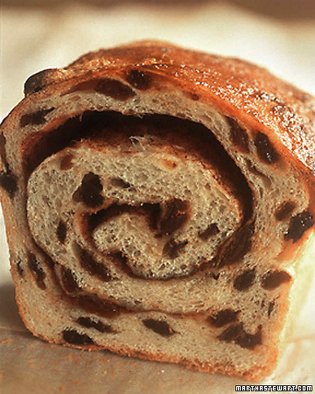 ... was a little fussy cinnamon raisin bread for cinnamon raisin bread