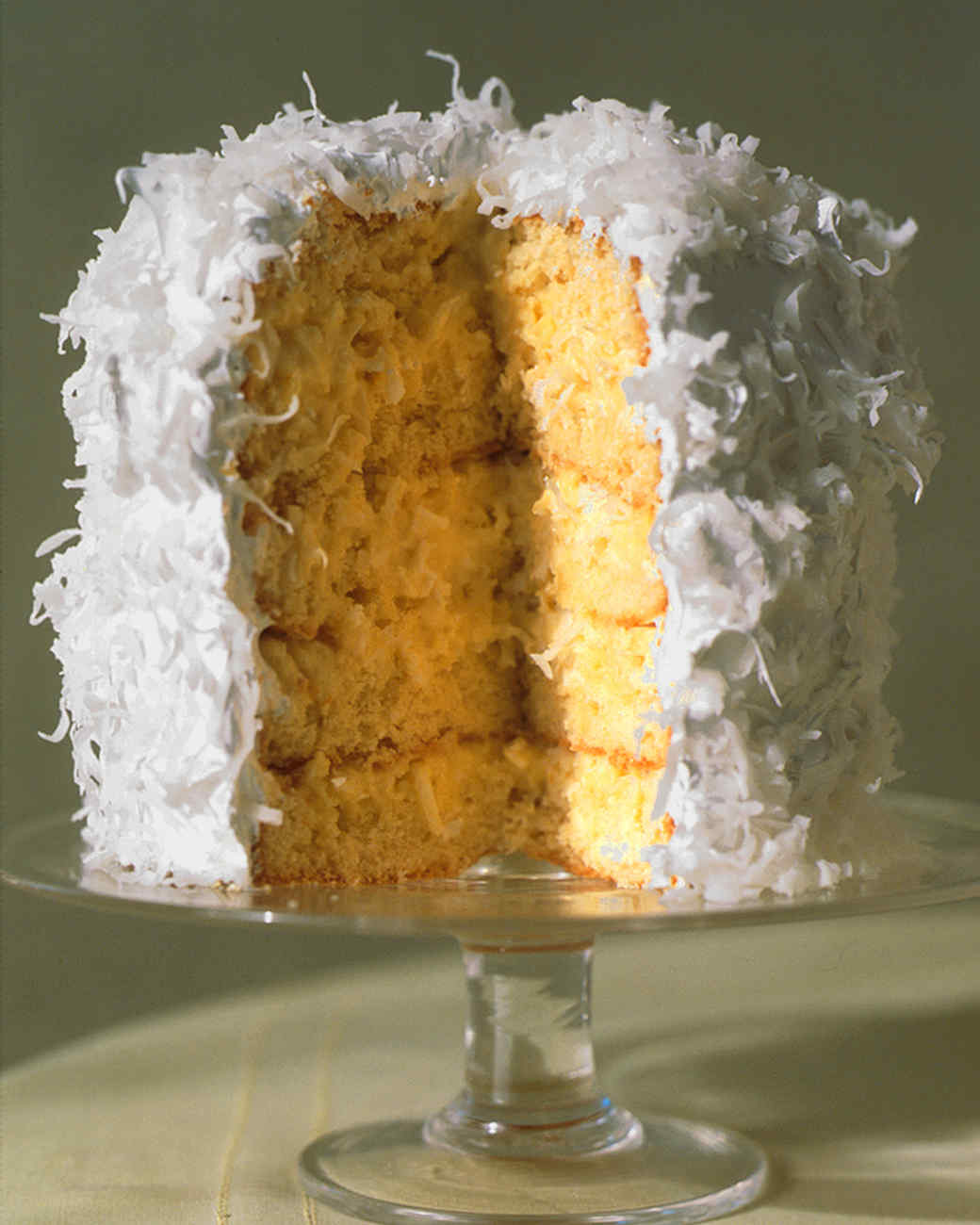 Martha Stewart Living Coconut Layer Cake