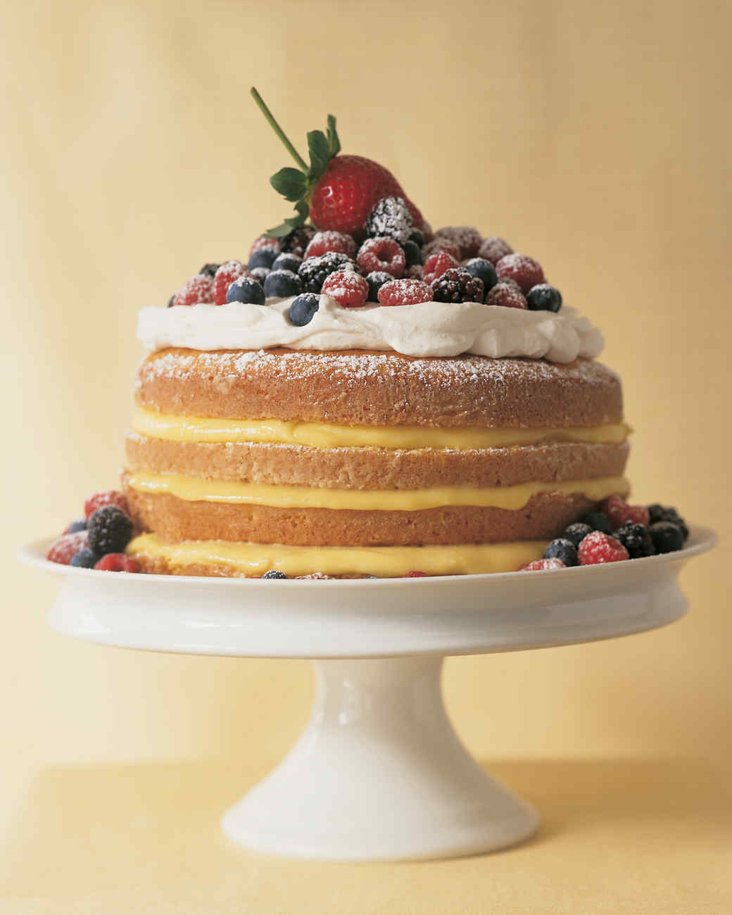 Lemon Ginger Cake Martha Stewart