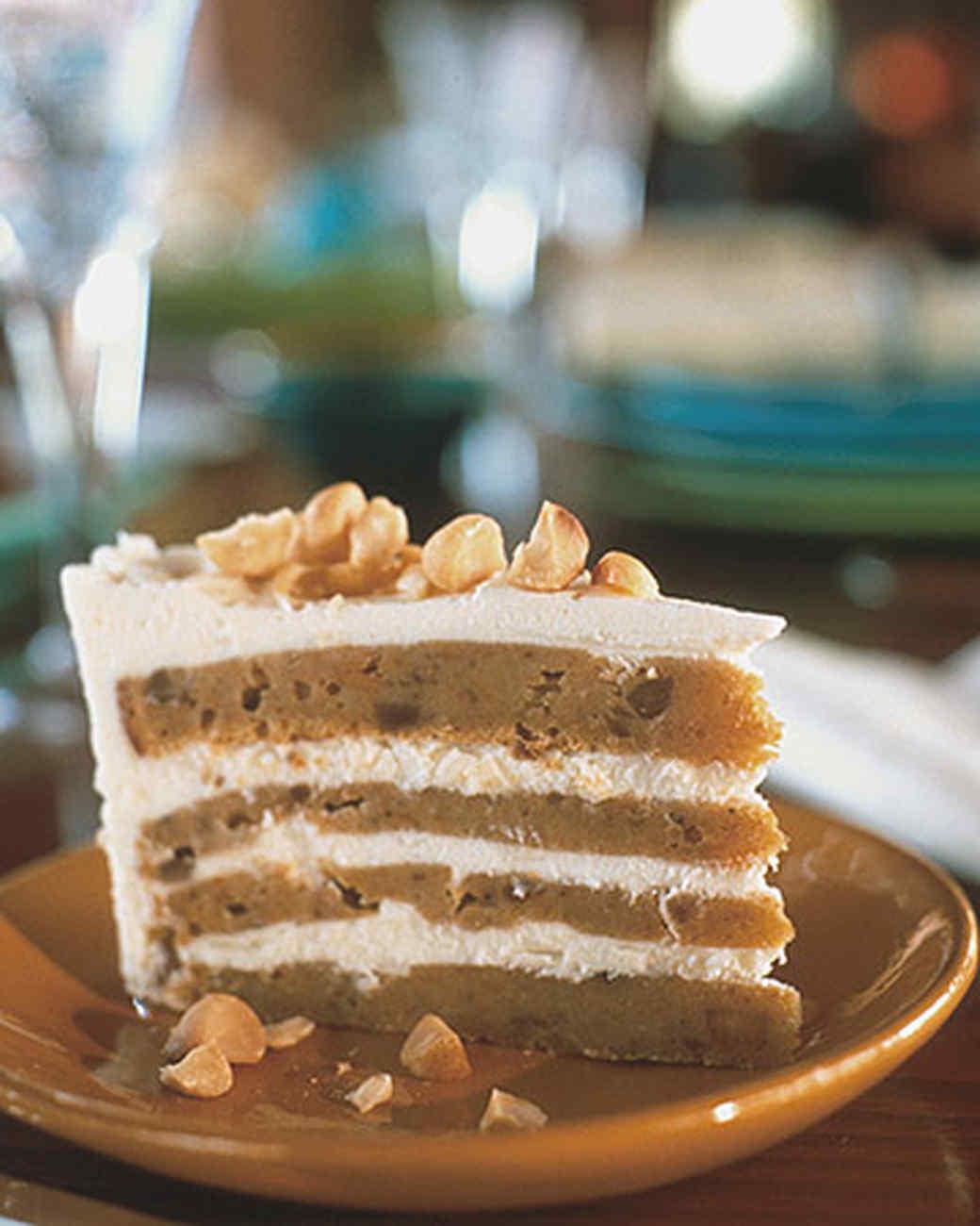 White chocolate birthday cake recipes