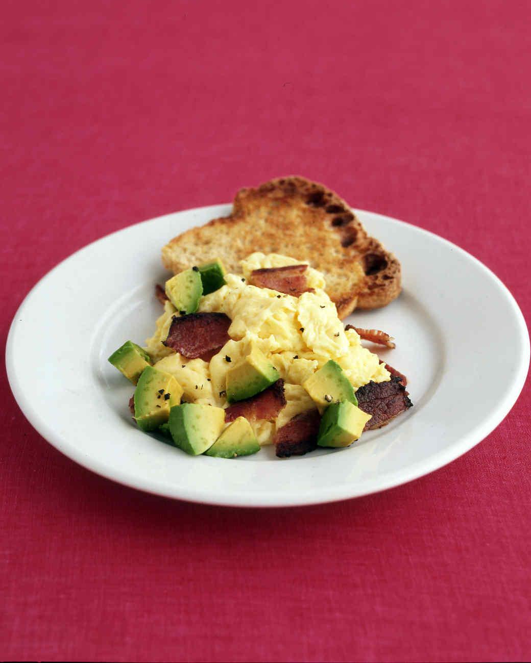 Ham And Avocado Scramble Recipe: Easy Egg Suppers