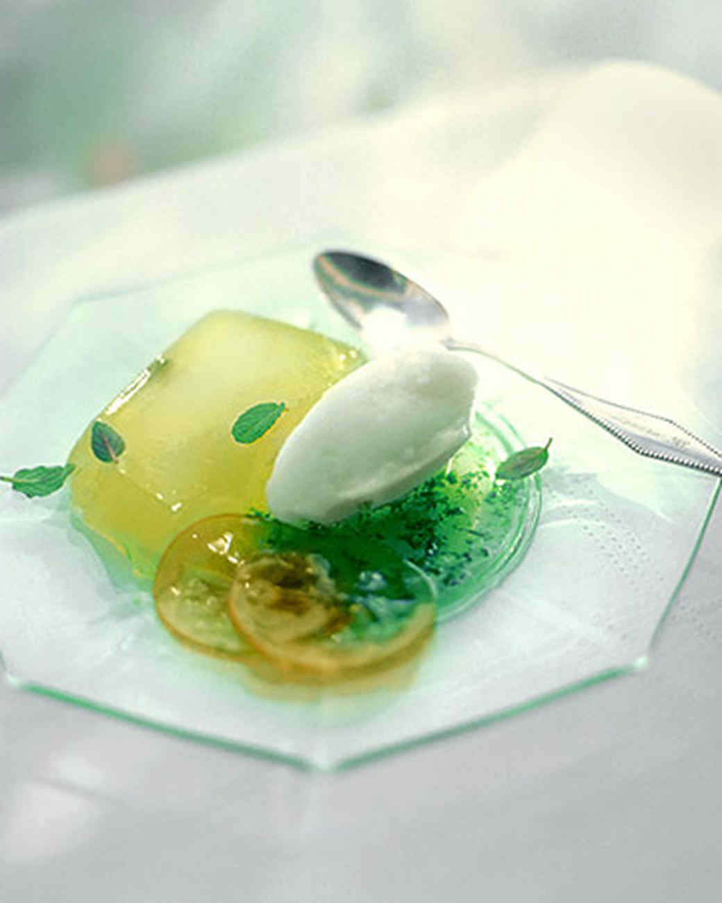 Lemon Terrine