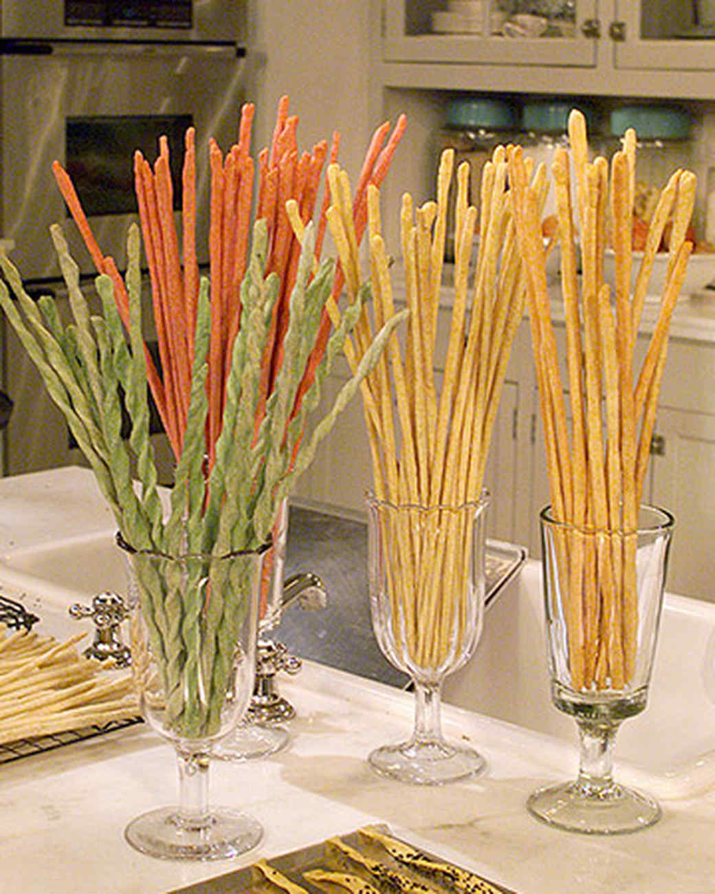 Classic Quick Breadsticks