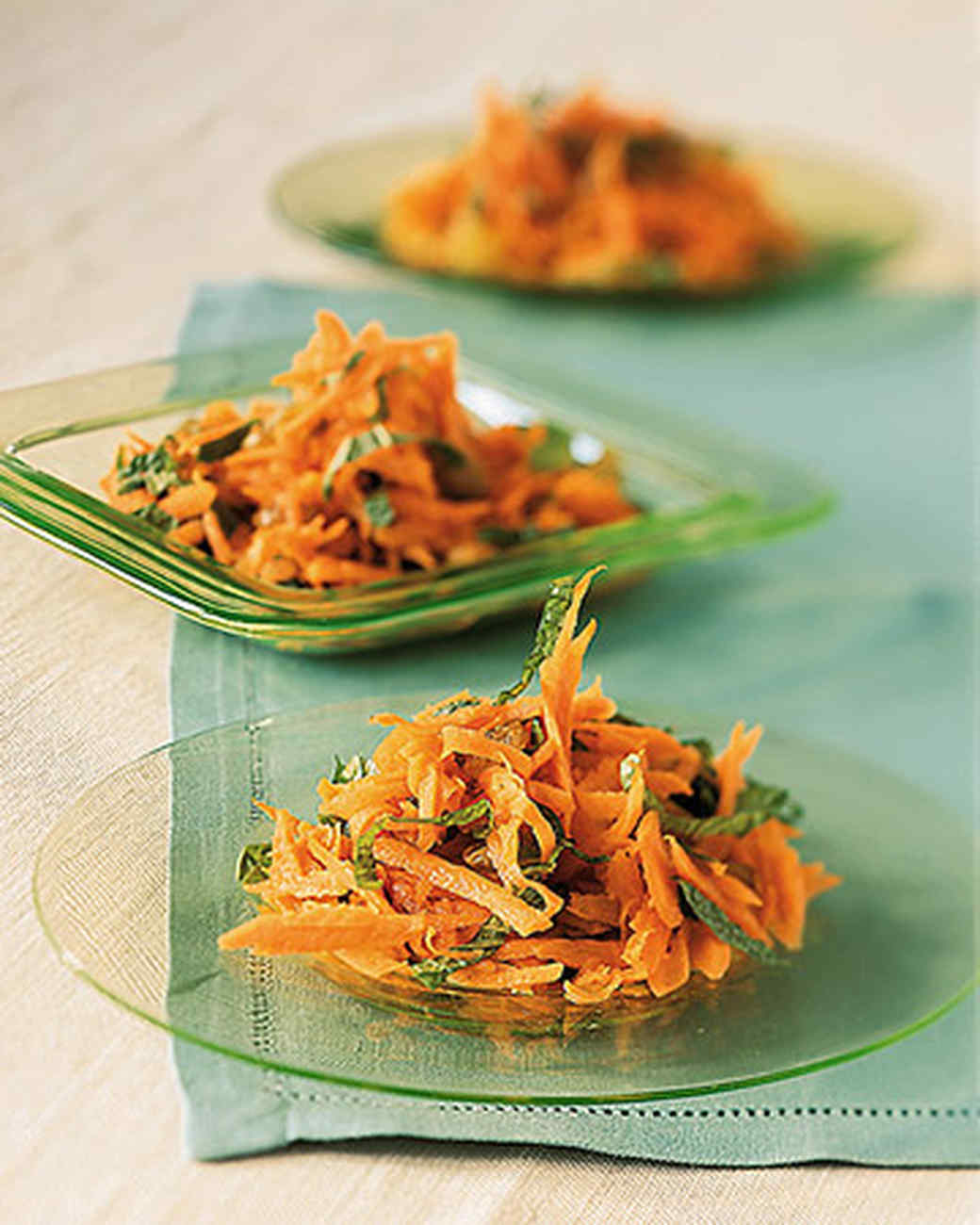 Jamie Oliver Carrot Mint And Clementine Salad
