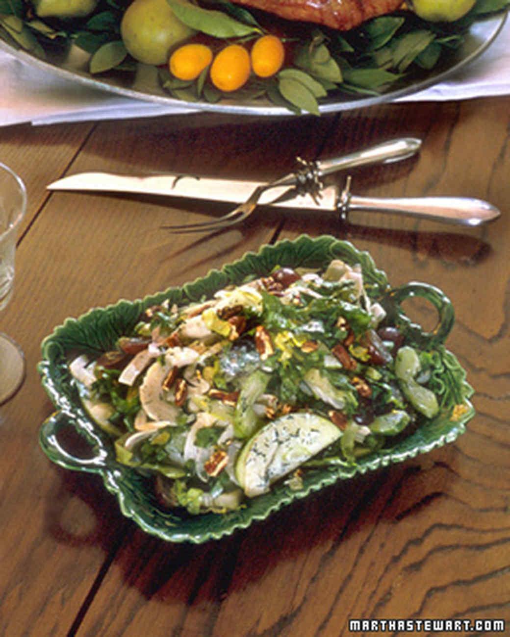 Crispy Waldorf Salad