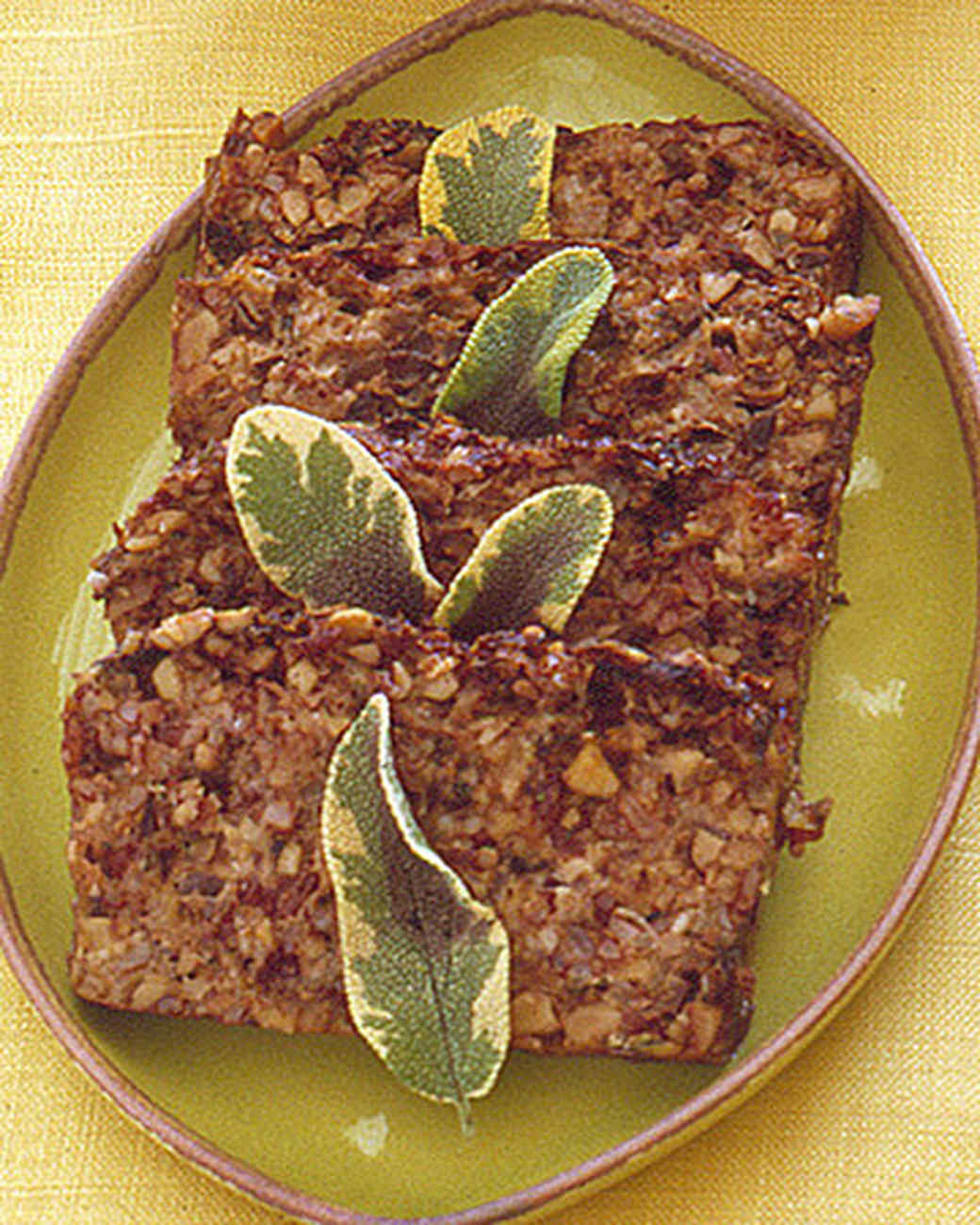 Cheese and Nut Loaf
