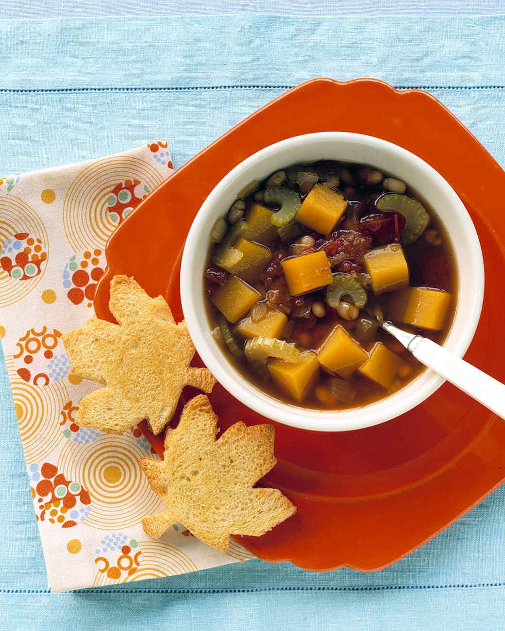Squash and White-Bean Soup