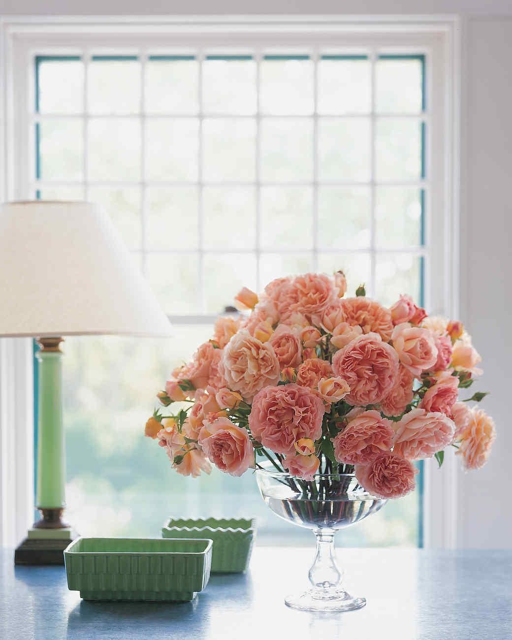 Pink Flower Arrangements | Martha Stewart