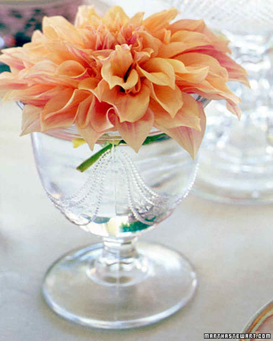 Dahlia arrangements martha stewart