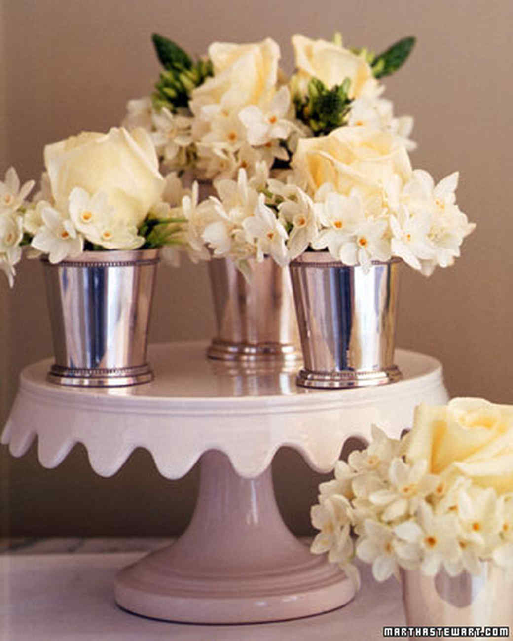 White flower arrangements martha stewart mightylinksfo