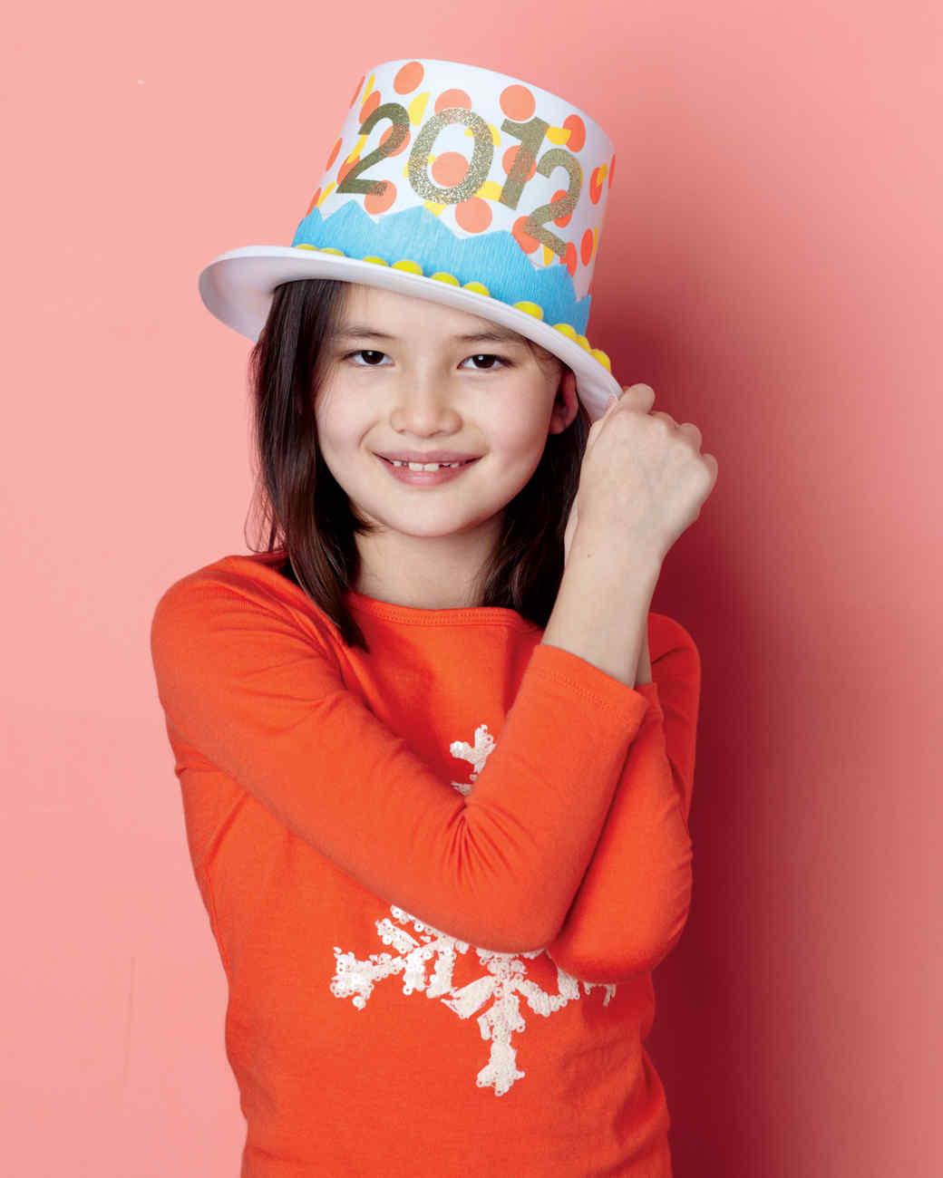 New years hats martha stewart new years hats solutioingenieria Choice Image