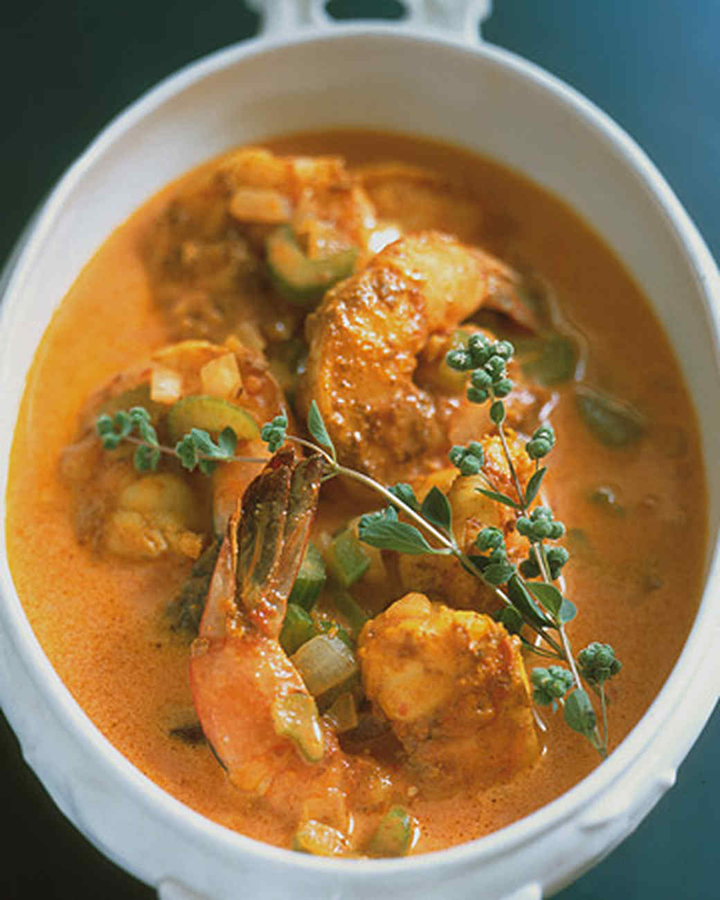 Curried Shrimp
