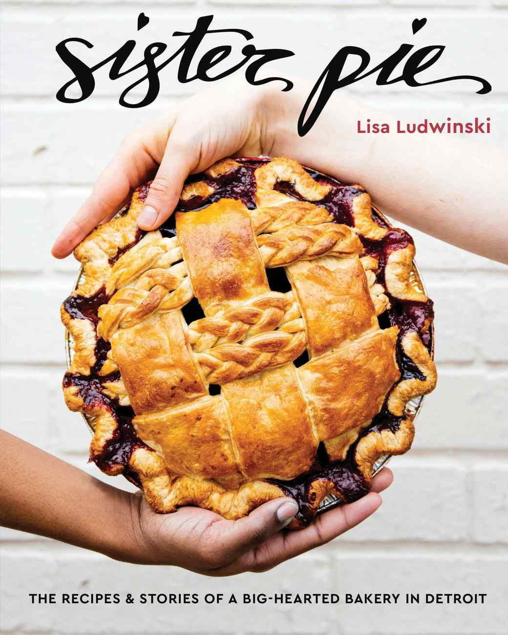 sister pie cookbook cover