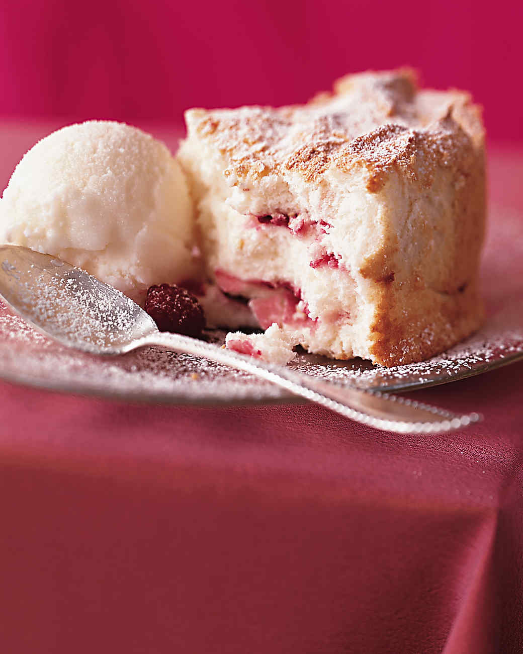Angel Food Cake Recipes Martha Stewart