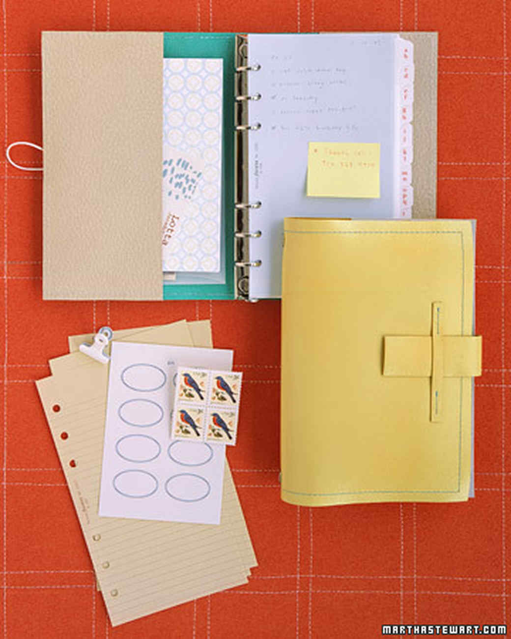 DIY Day Planners
