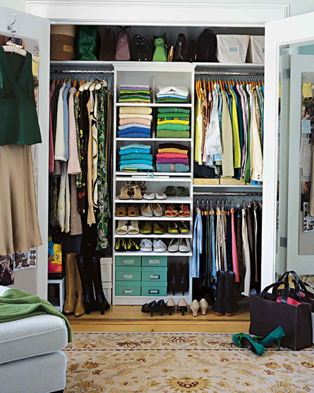 Save Space In Closets Hallways And More