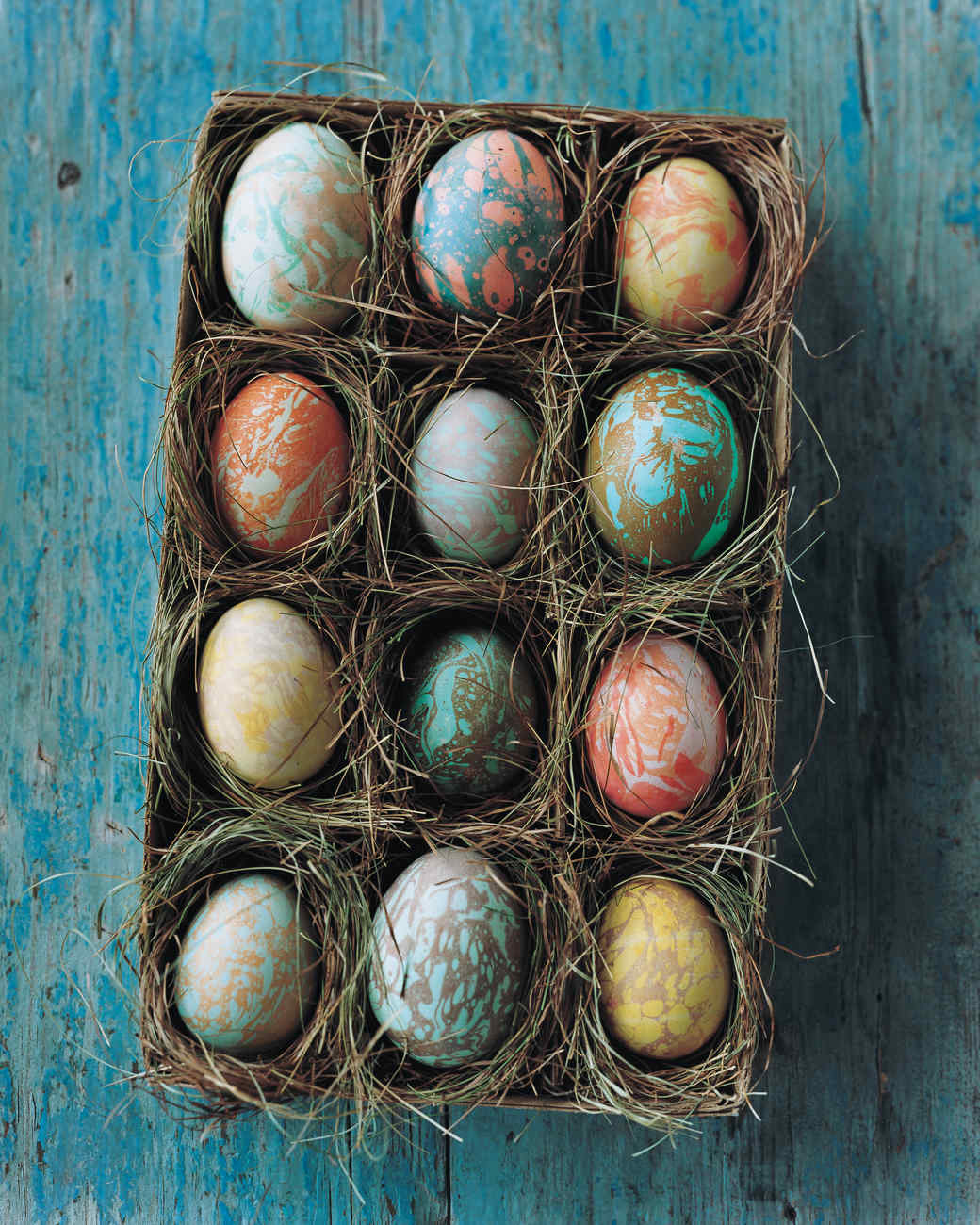& Decorating Easter Eggs | Martha Stewart