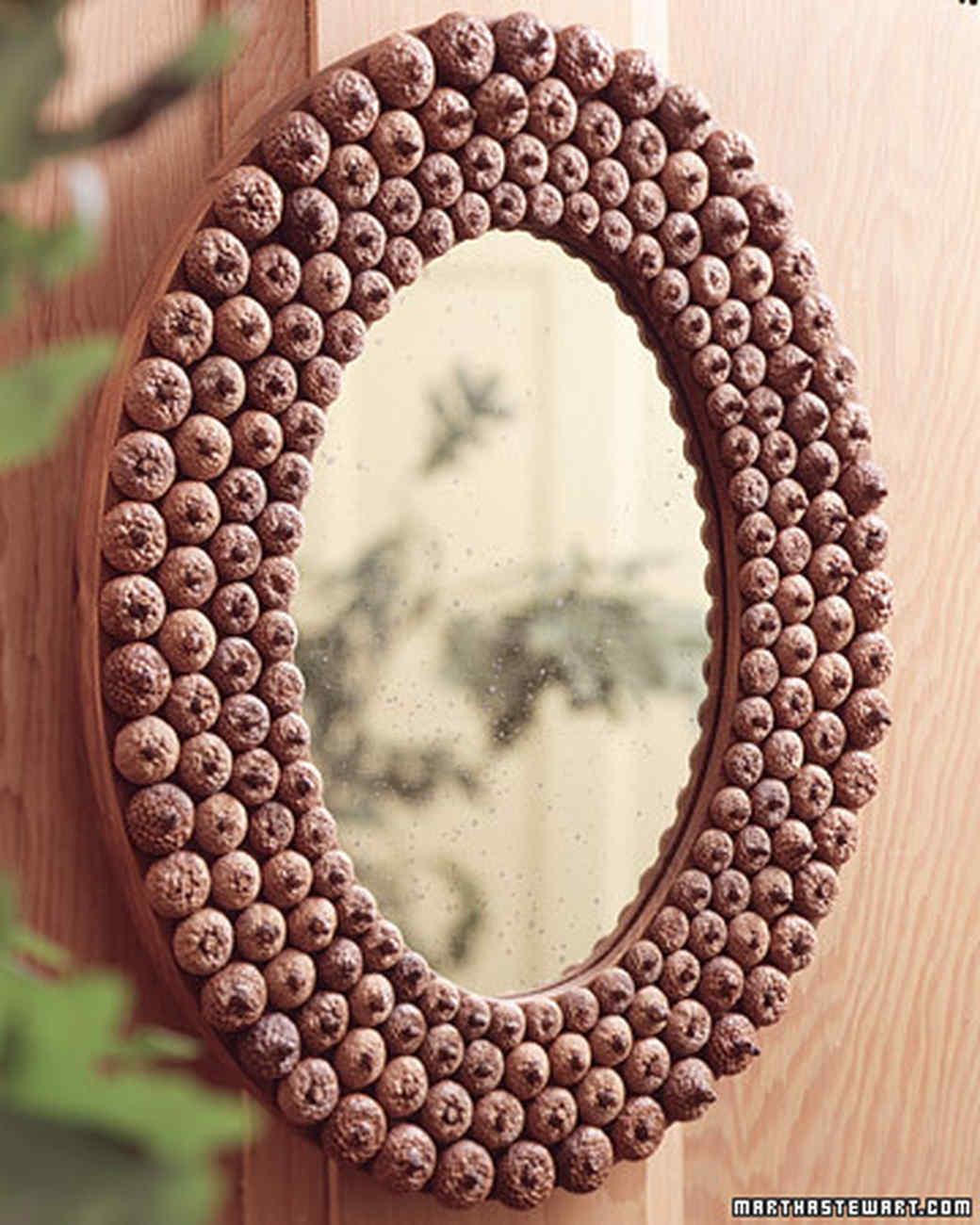 Acorn crafts martha stewart for Diy acorn crafts