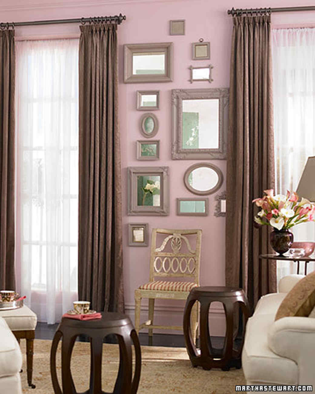 Grouping Mirrors: How To