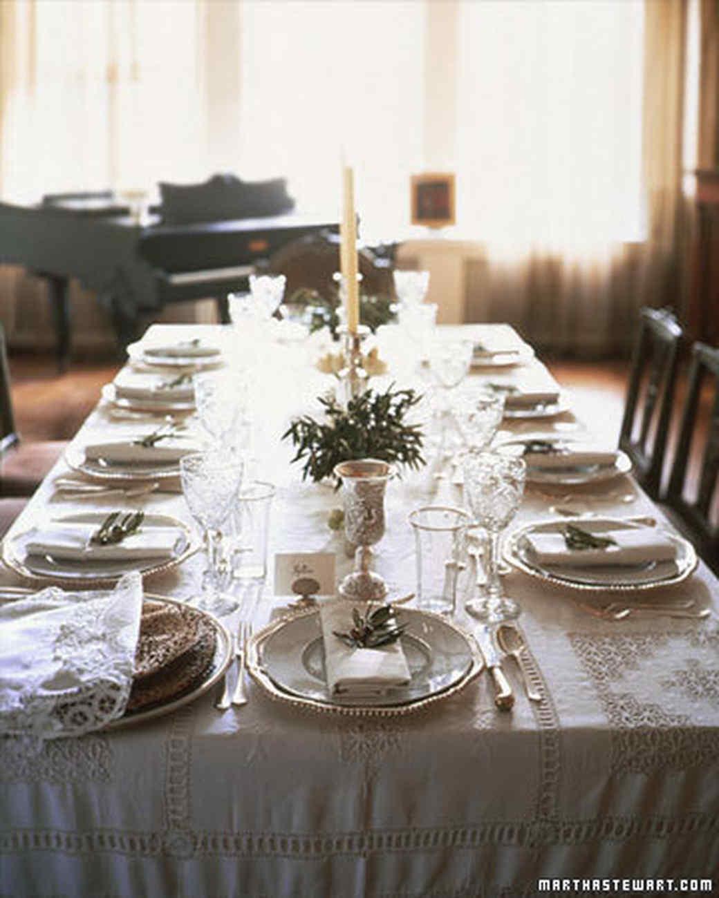 Passover Menus & Passover Entertaining Ideas | Martha Stewart