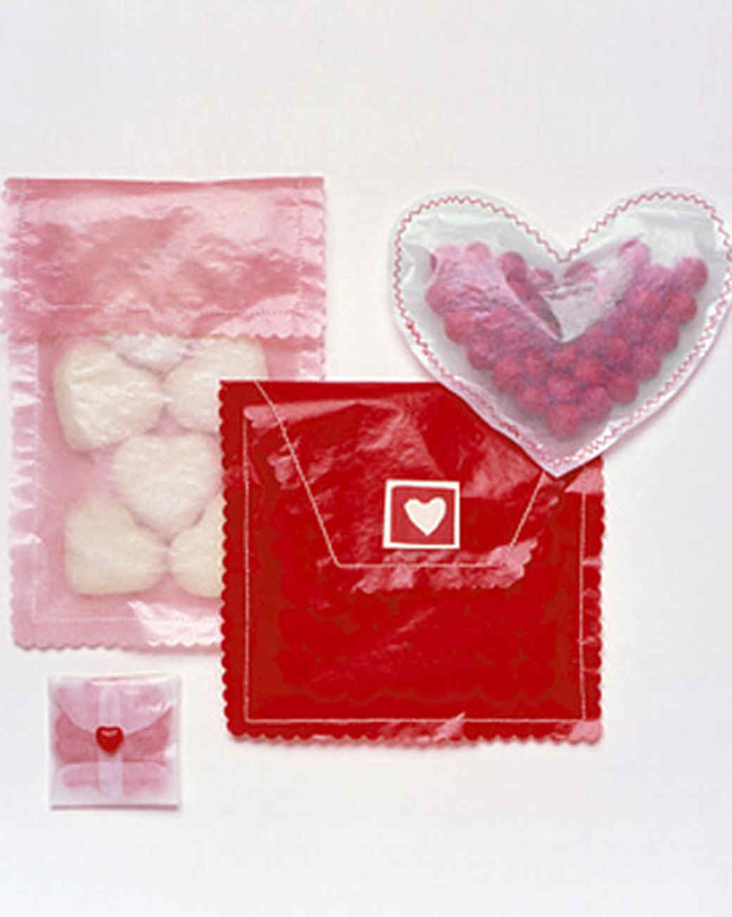 See-Through Valentines