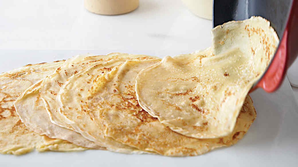 Crepes ricetta 10 crepes