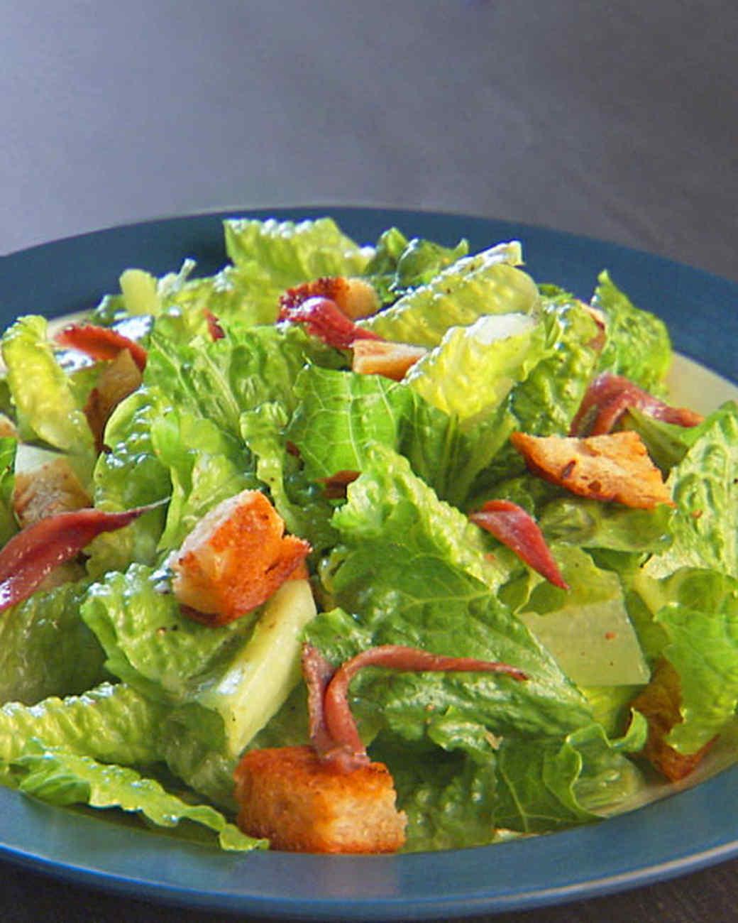 Luca's Caesar Salad