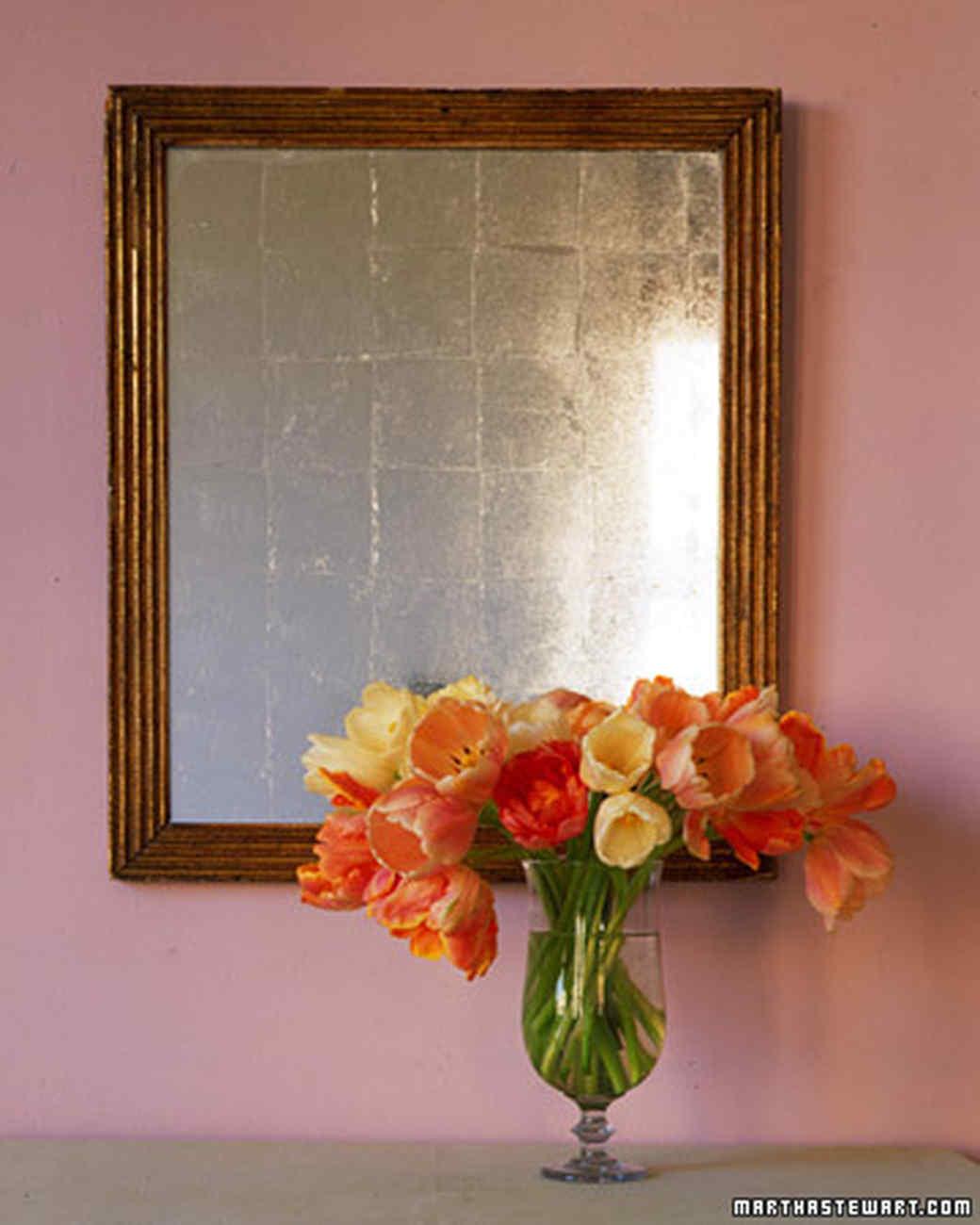 Antique a Mirror