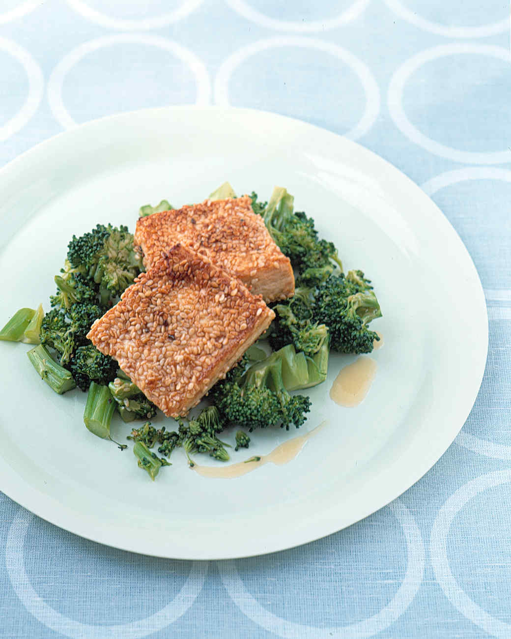 Crispy Sesame Tofu Recipe | Martha Stewart