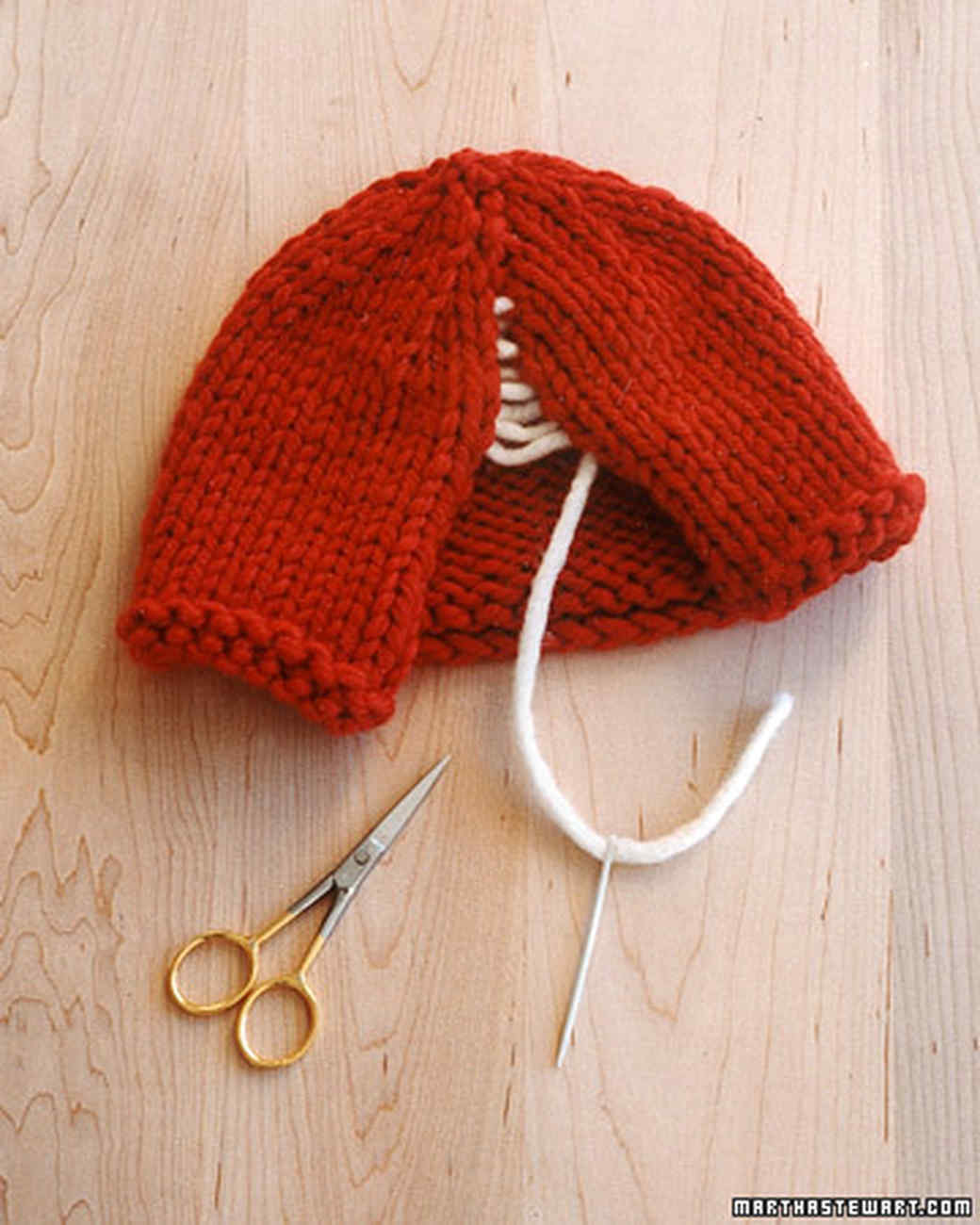 Knit Hat | Martha Stewart