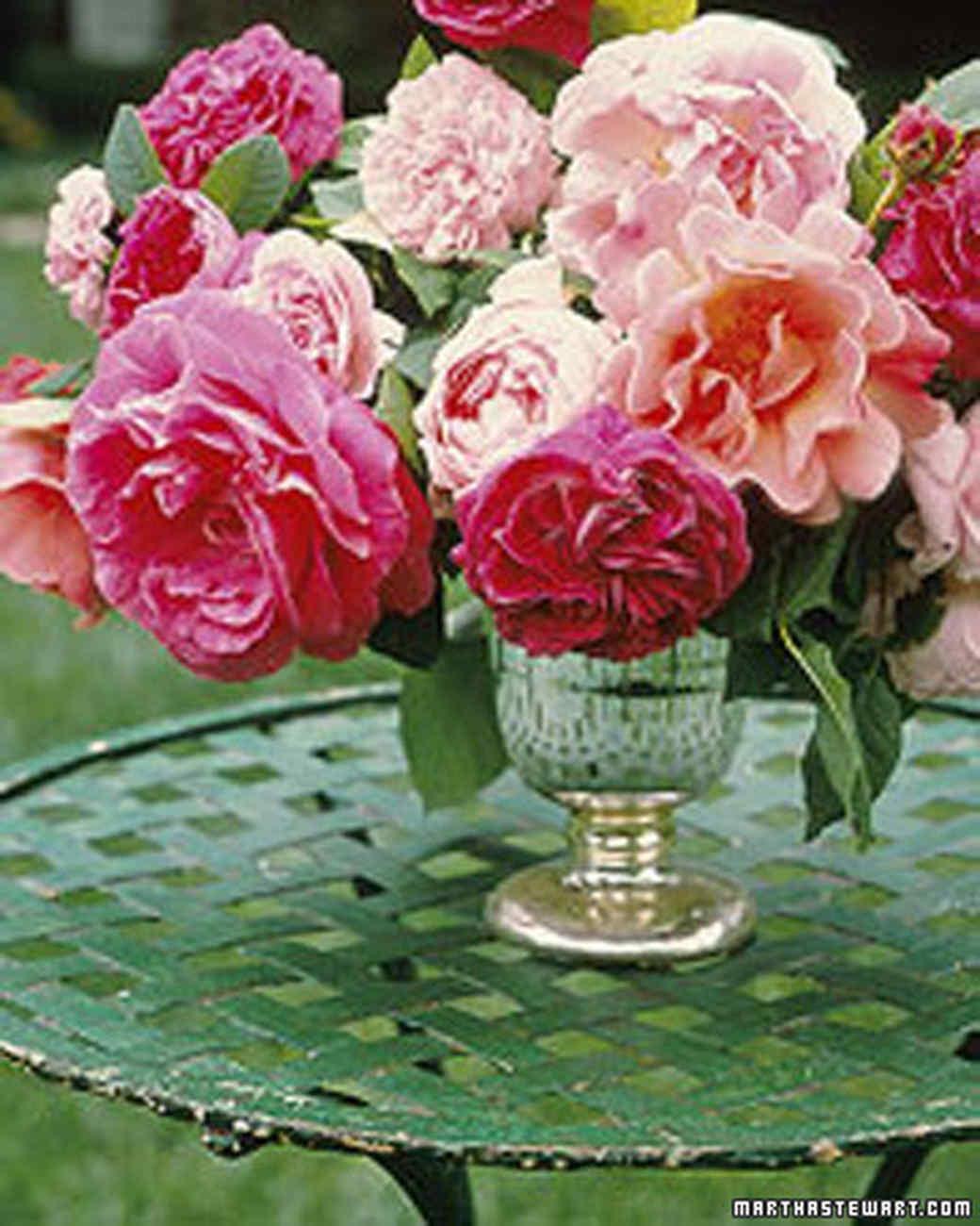 Pink flower arrangements martha stewart mightylinksfo
