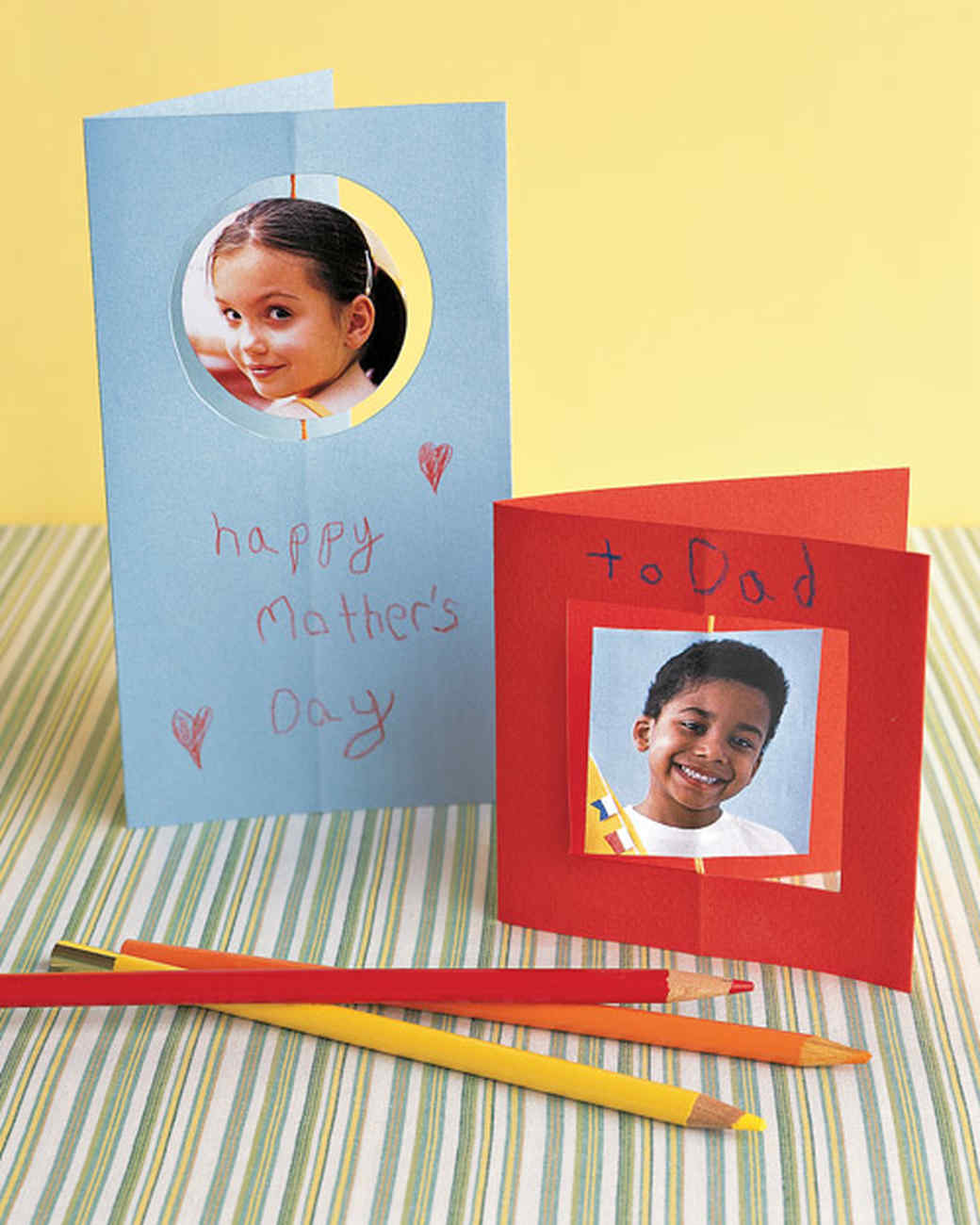 Fathers Day Crafts For Kids Martha Stewart