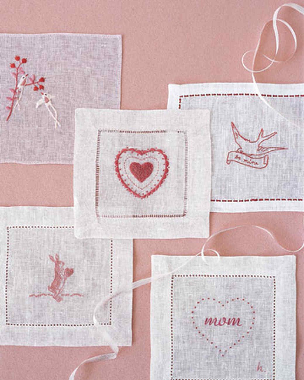 Embroidery How To Martha Stewart