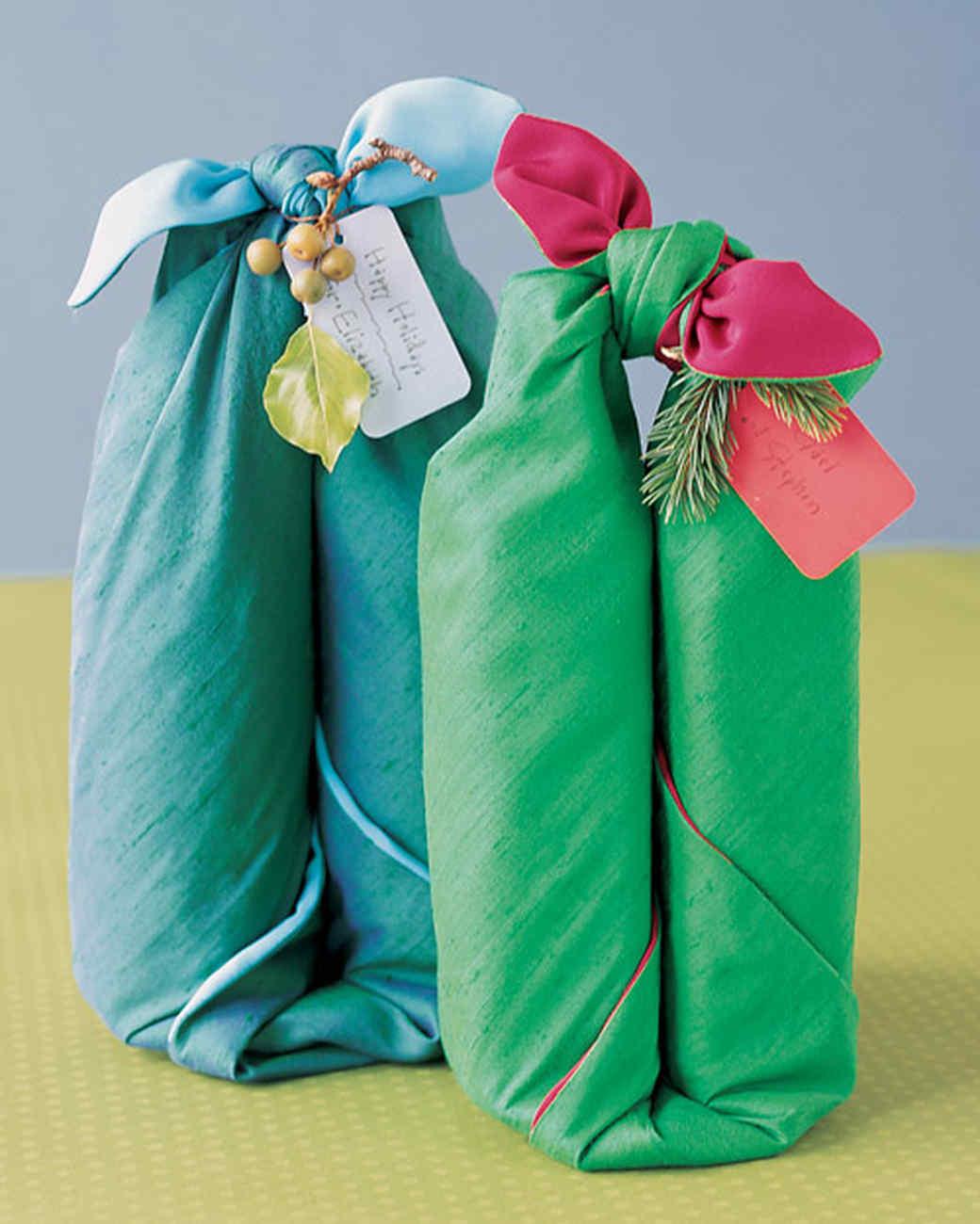 Gift Wrapping Ideas Martha Stewart