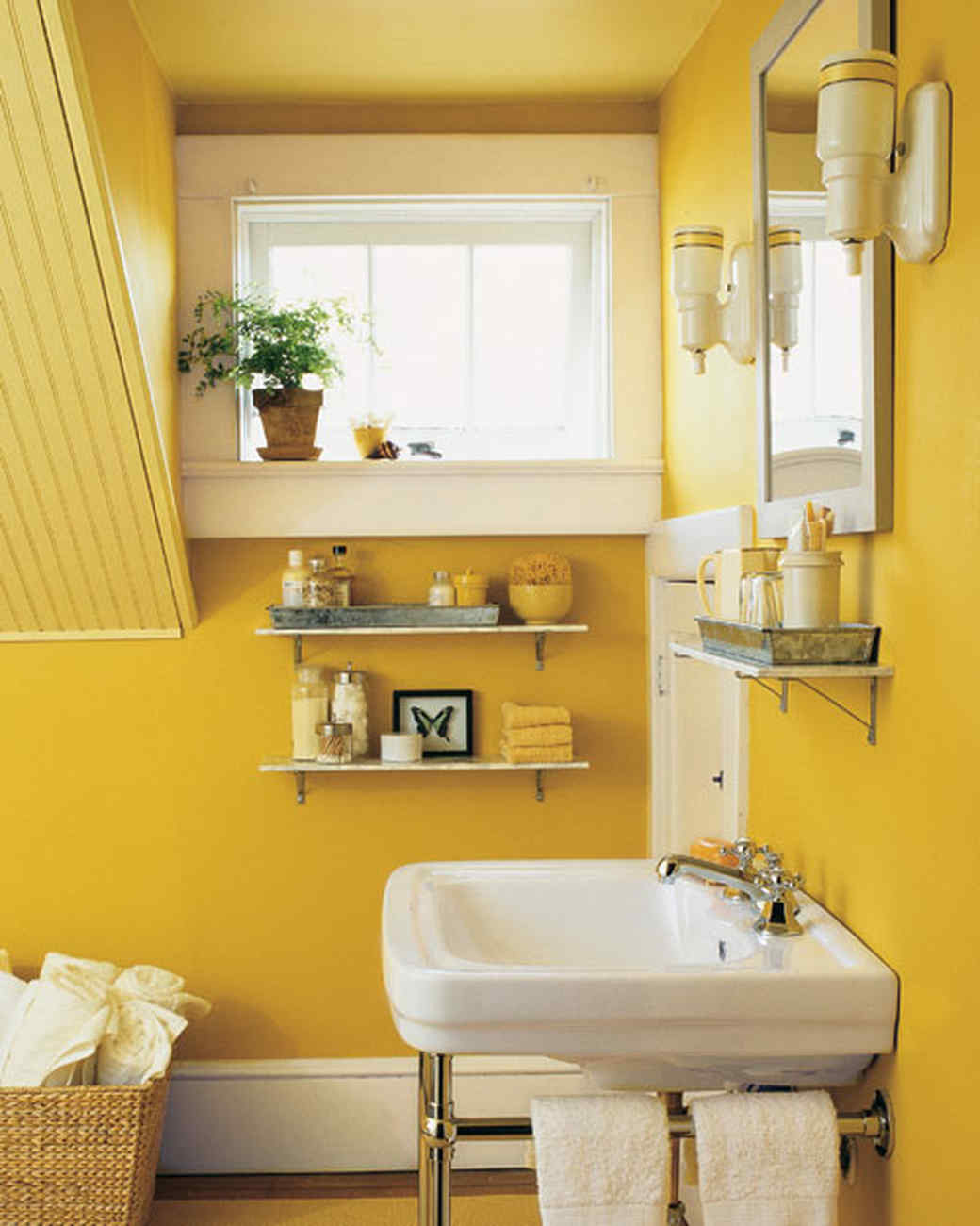 Marble-Threshold Shelf | Martha Stewart