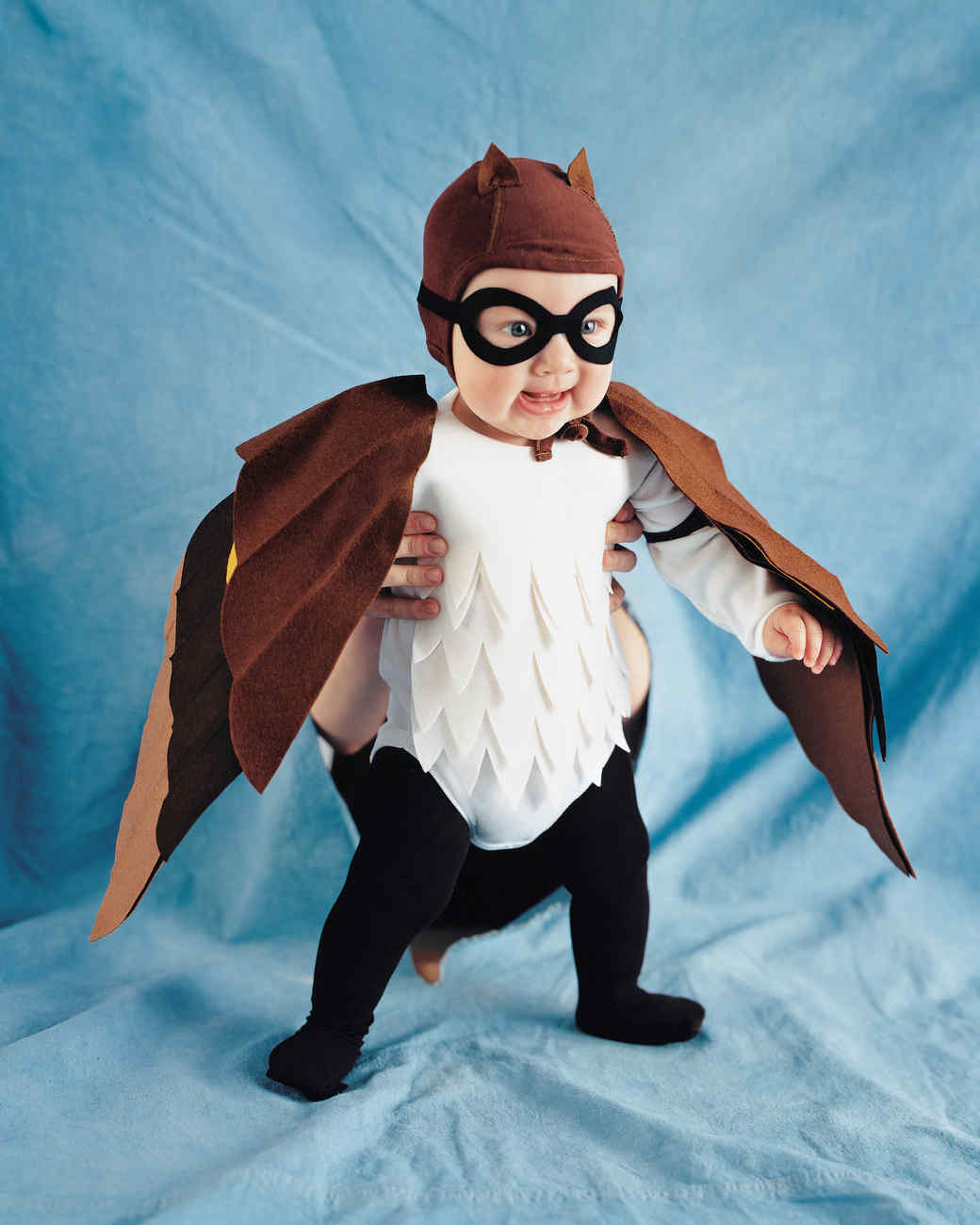 Masked Owl Costume