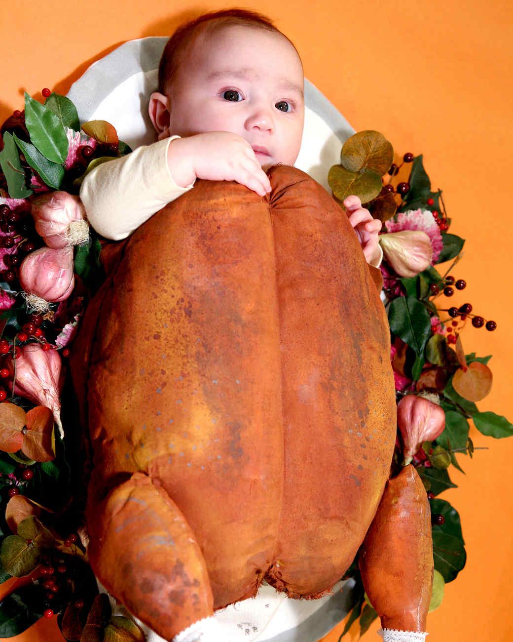 Roast Turkey Costume