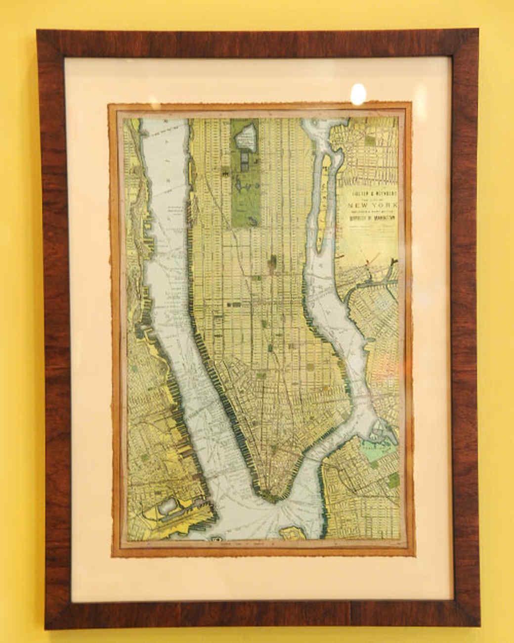 Antique Map Craft